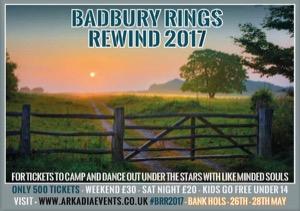 Badbury Rings Rewind