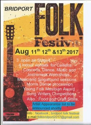 Bridport Folk Festival