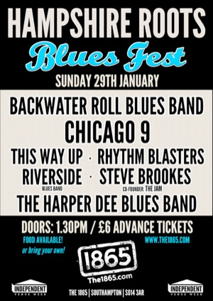Hampshire Roots and Blues Festival