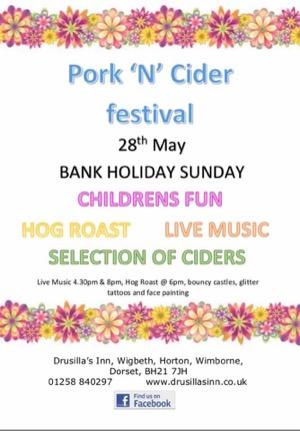 Pork 'n' Cider Festival