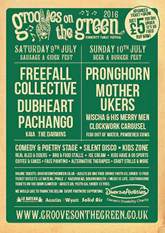 Grooves On the Green 2016