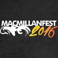 Macmillan fest. 2016