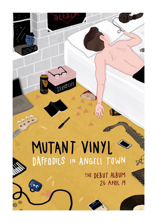 Mutant Vinyl