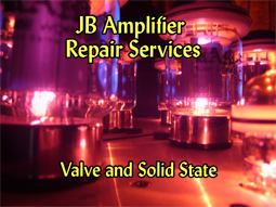 JB Amp Repair Services