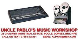 Uncle Pablos Music Workshop