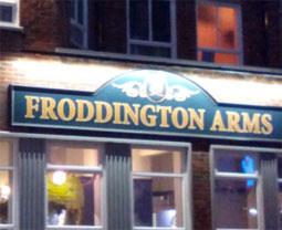 Froddington Arms