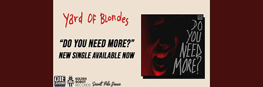 Yard of Blondes
