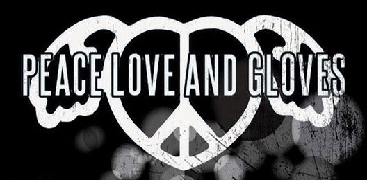 Peace, Love & Gloves