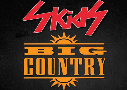 Big Country/TheSkids