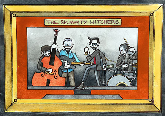 Skimmity Hitchers
